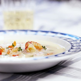 Creamy Shellfish Bisque