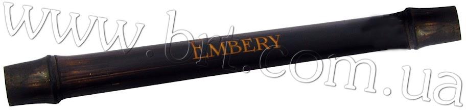 Photo: Бамбуковая палочка с гравировкой лого Embery (Дизайн-студия эксклюзивных кальянов). Лазерная гравировка