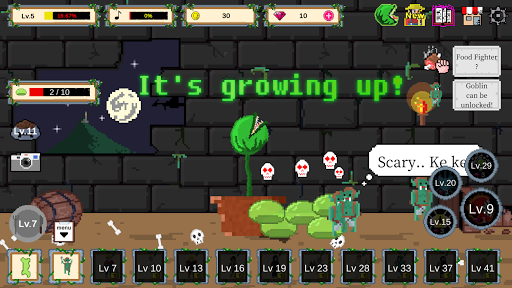 Man-Eating Plant 1.0.10 screenshots 3
