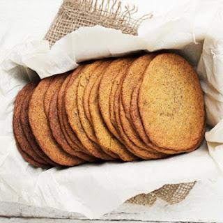 Spicy Molasses Cookies.