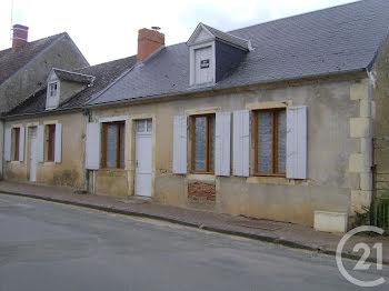 maison à Bannegon (18)