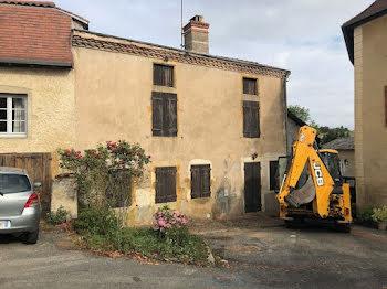 maison à Semur-en-Brionnais (71)