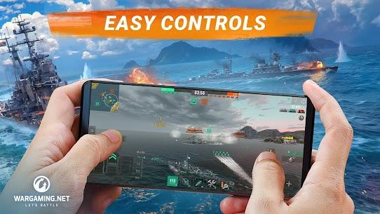 World of Warships Blitz: Gunship Action War Game 1