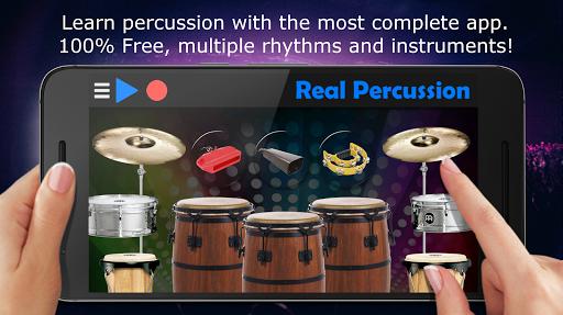 Real Percussion 2.1 screenshots 1