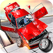 Derby Car Crash Stunts