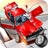 Derby Car Crash Stunts Icon