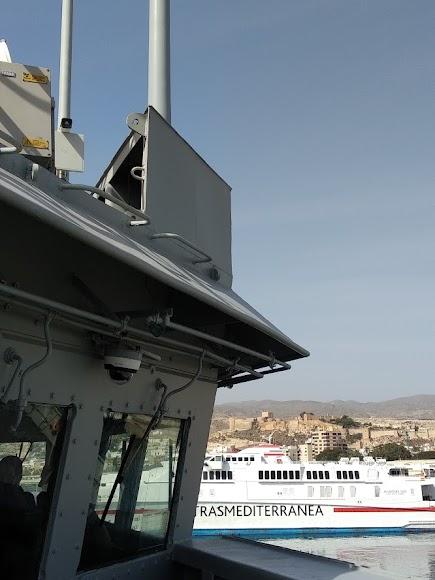 La Santa María, en Almería.