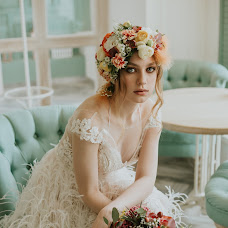 Wedding photographer Yana Kolesnikova (janakolesnikova). Photo of 07.05.2018