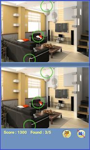 Find Differences - Home- screenshot thumbnail