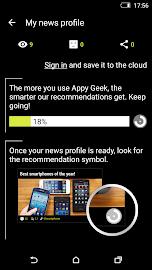 Appy Geek – Tech news Screenshot 5