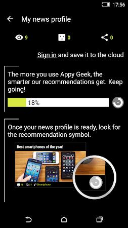 """Appy Geek -€"""" Tech news 5.1.3 screenshot 50250"""