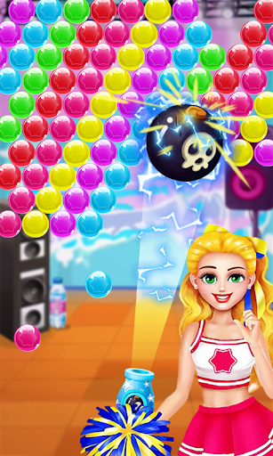 Cheerleader Dance Bubble for PC