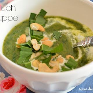 Wild Garlic Soup