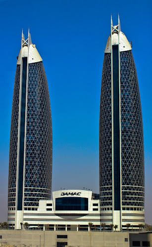 Damac Park Towers~Dubai, UAE by Jes Tan - Buildings & Architecture Other Exteriors