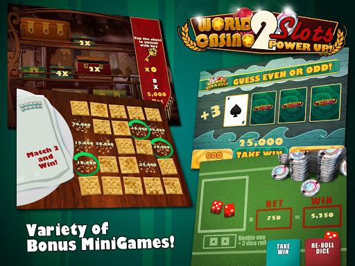 Slots Power Up 2 World Casino 2.24 screenshots {n} 7