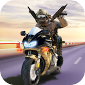 US ARMY: MOTO RACER