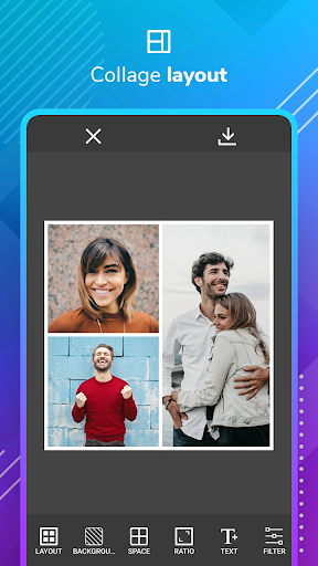Collage Maker – Collage Photo Editor with Effects screenshot 1