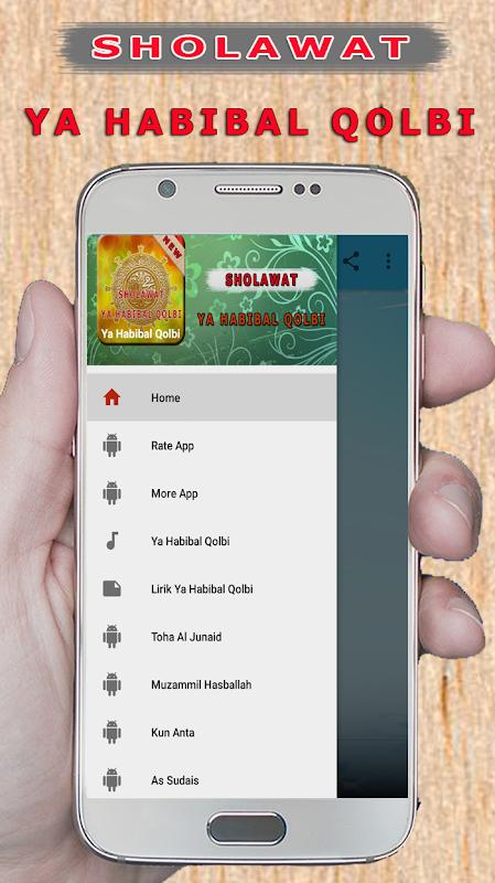 Sholawat Ya Habibal Qolbi APK 1 0 Download - Free Music