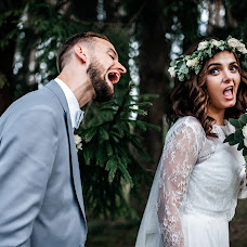 Wedding photographer Anastasiya Lesnova (Lesnovaphoto). Photo of 24.09.2018