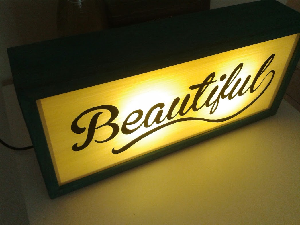 Bingkai's Light Box now comes with LED Lights