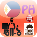 Philippines Food Delivery icon