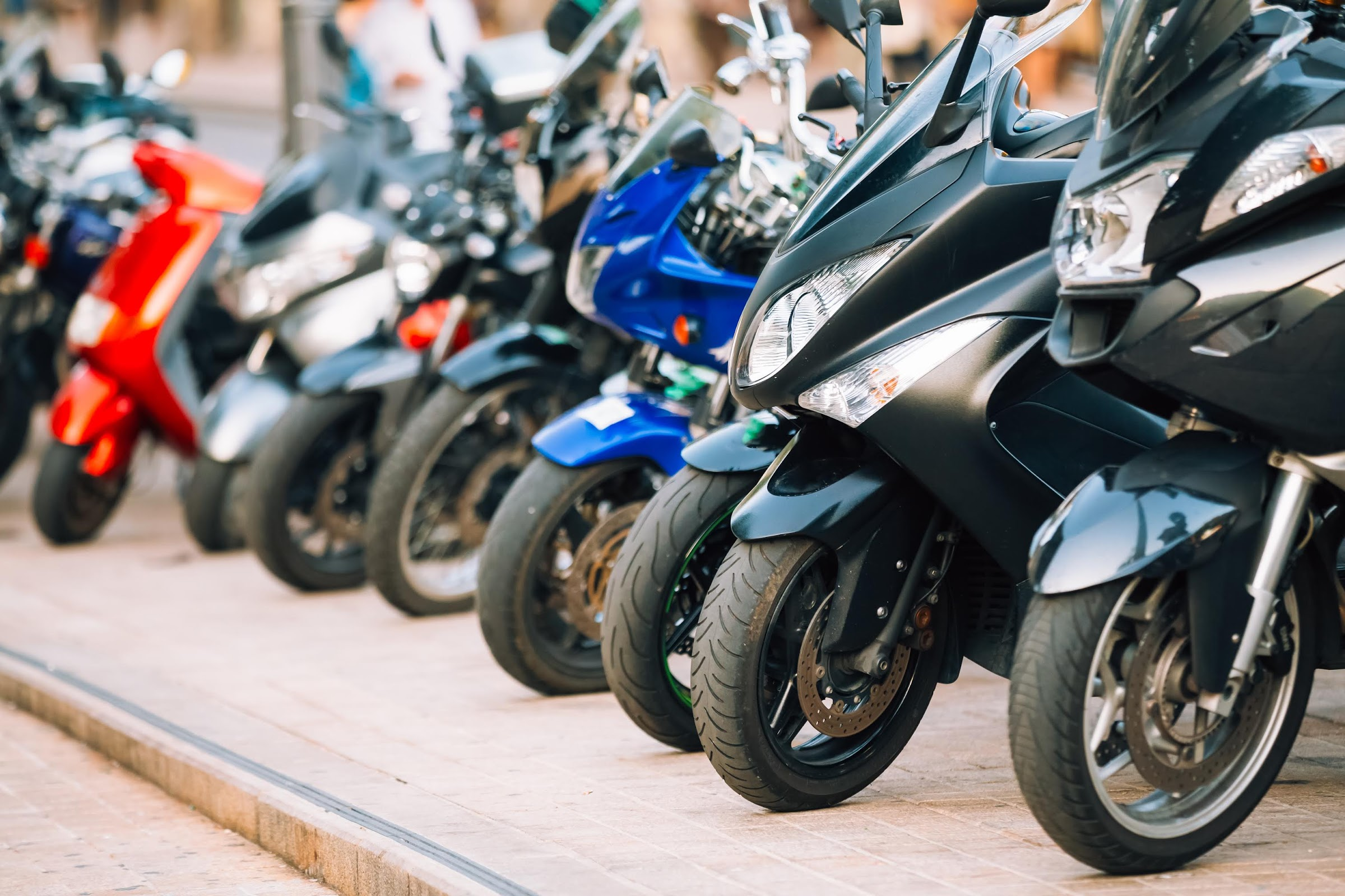 Informe de matrículas de motocicletas a junio de 2021