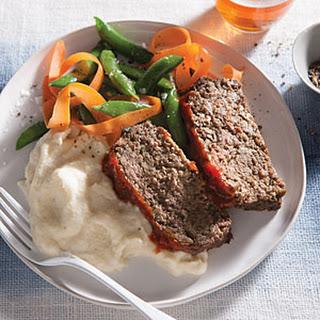 Cremini Mushroom Meat Loaf