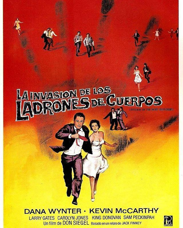 La invasión de los ladrones de cuerpos (1956, Don Siegel)