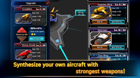 Astrowings Blitz screenshot 06