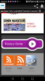 TRT Fm haberleri - náhled