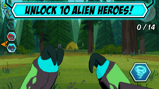 Ben 10: Alien Experience 2.1.1 screenshots 14