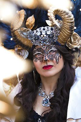 Venice, charm in mask di zsim67