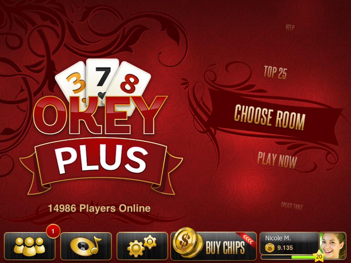 Okey Plus- screenshot