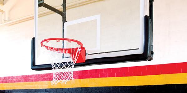 Basketball Goal Edge Padding