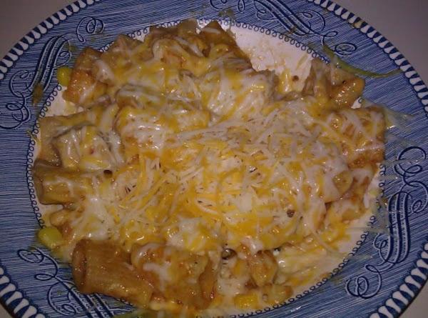 South Of The Border Chicken Alfredo Recipe