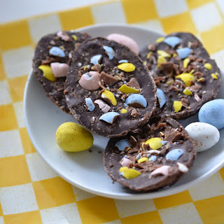 Chocolate Easter Egg Candy