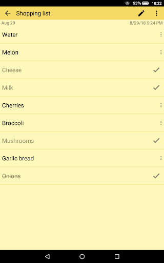 ColorNote Notepad Notes 4.0.7 screenshots 12