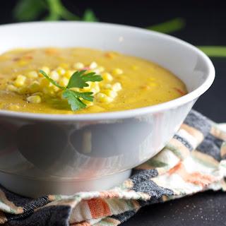 Quinoa Corn Chowder