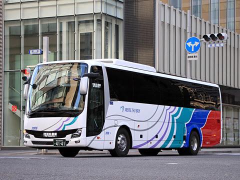 名鉄バス 「名神ハイウェイバス京都線」 3906