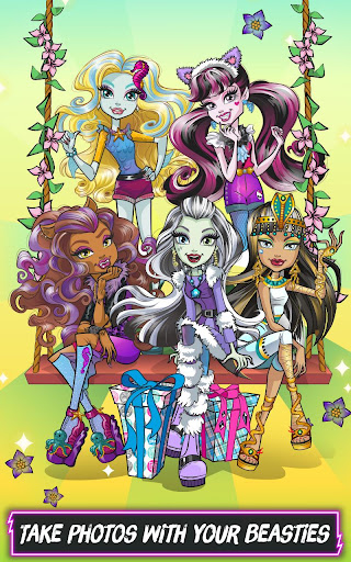 Monster High™ Beauty Shop: Fangtastic Fashion Game for PC
