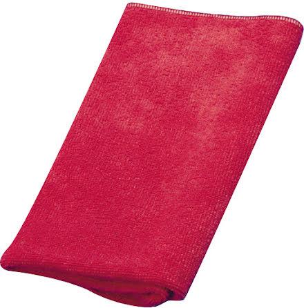 Mikrofiberduk Jonma. Ultra.Röd