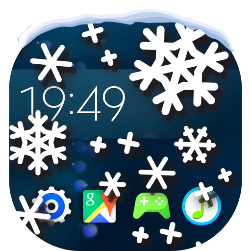 Snow on Screen Winter Effect file APK for Gaming PC/PS3/PS4 Smart TV