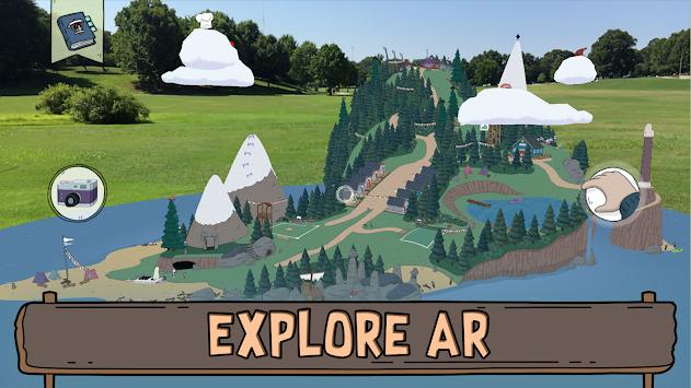 Summer Camp Island AR