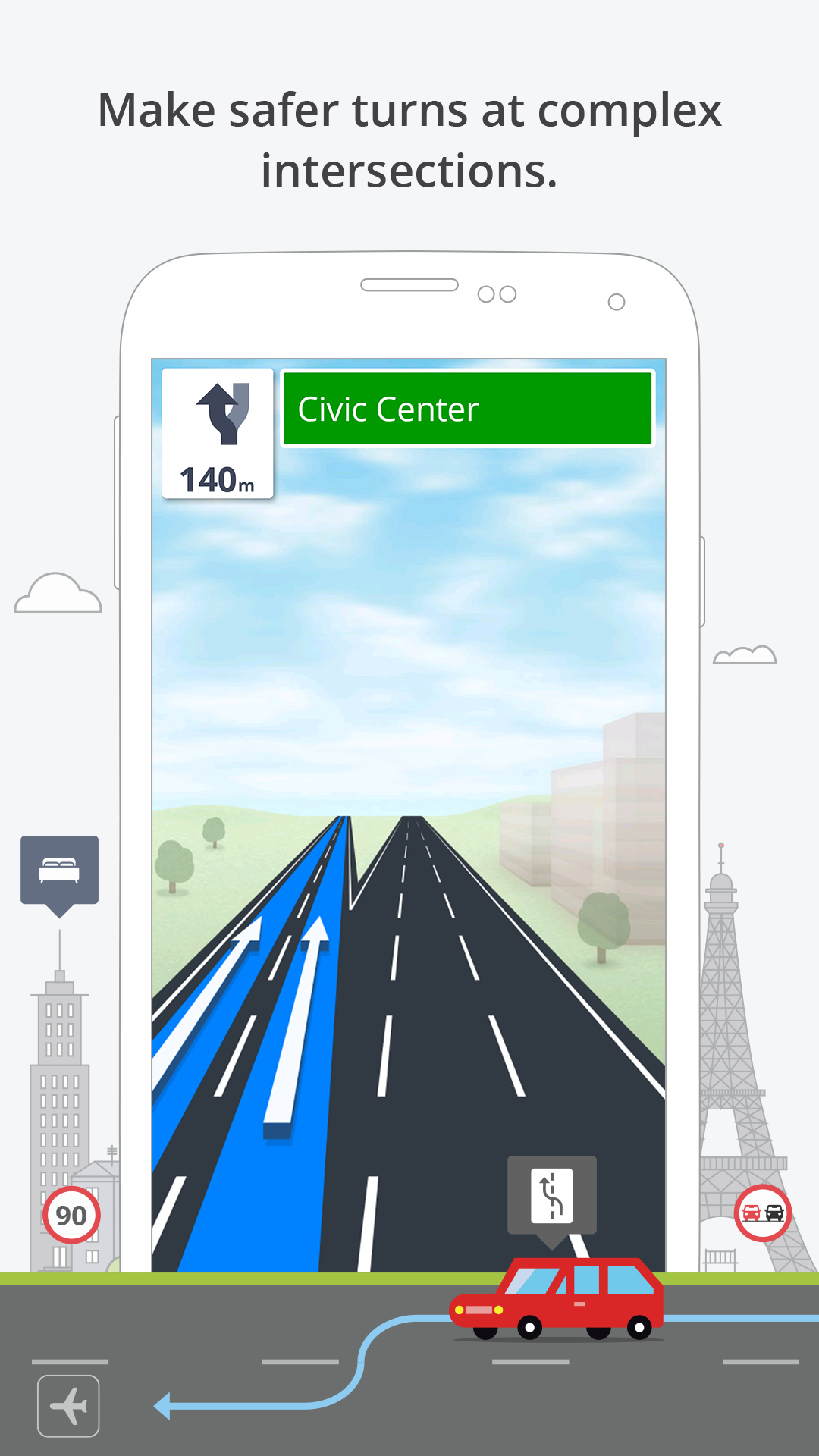 GPS Navigation & Maps Sygic screenshot #5