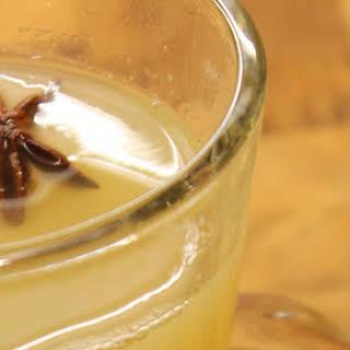 Mulled Apple Juice.