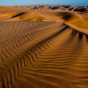 Ripple Caleidoscope by Johan Jooste Snr - Landscapes Deserts