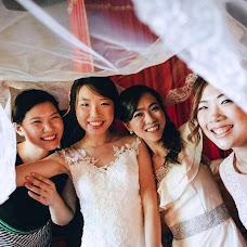 Wedding photographer Natalia Liu (NataliaLiu). Photo of 23.09.2019