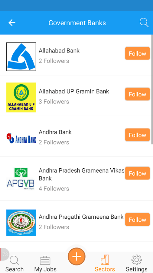 Opennaukri - Govt Jobs Alerts- screenshot