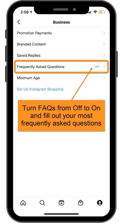 Instagram Quick Replies: Frequently Asked Questions (FAQs)