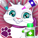 Sweet Cat's Hospital - Pet Doctor icon